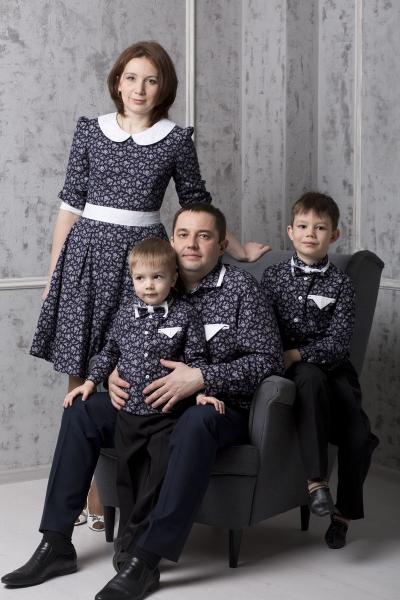 Комплект Family Look #3а