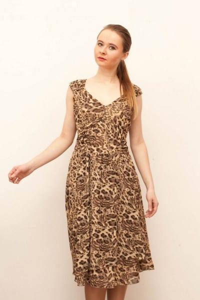 Платье П163