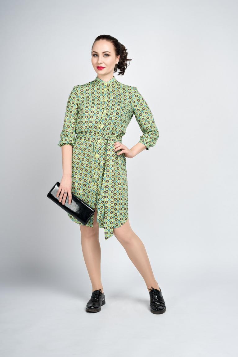 Платье п208