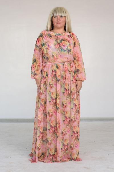 Платье П264Б