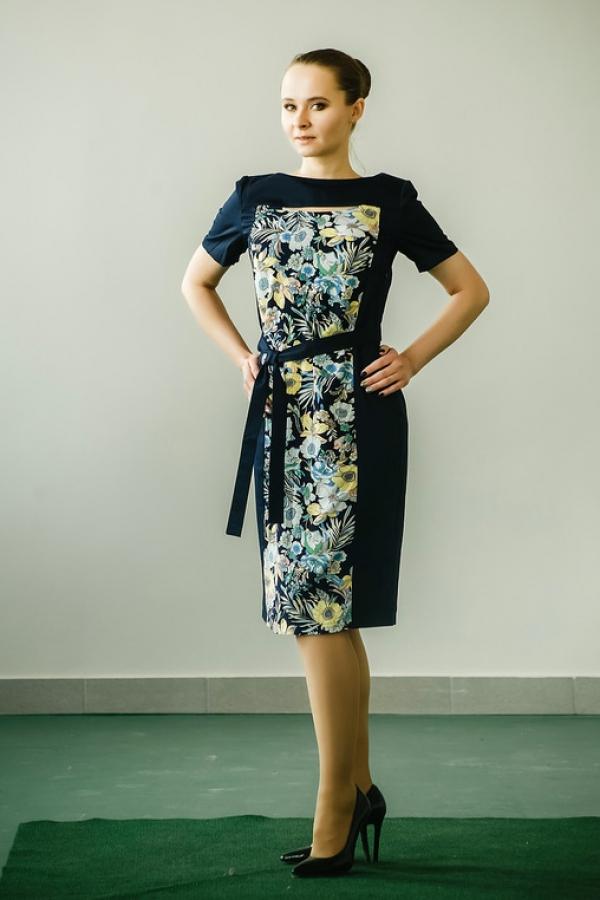 Платье п270