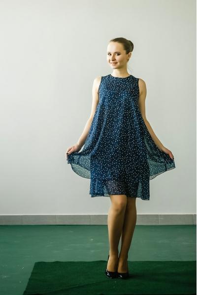 Платье П277