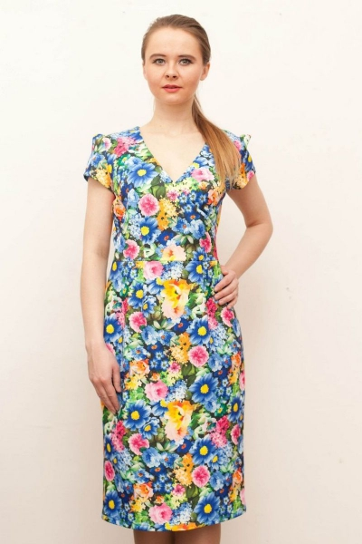 Платье П282Б