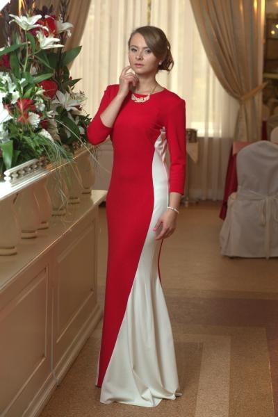 Платье P345