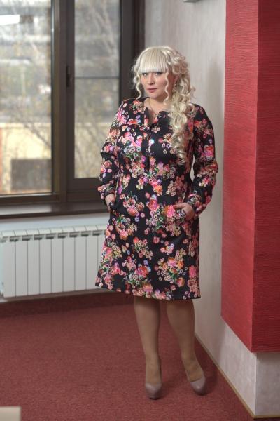 Платье P346