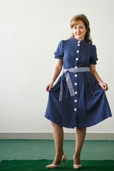 Платье п356