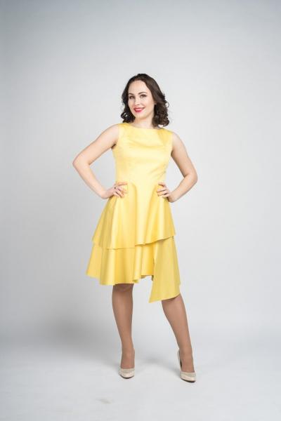 Платье П357