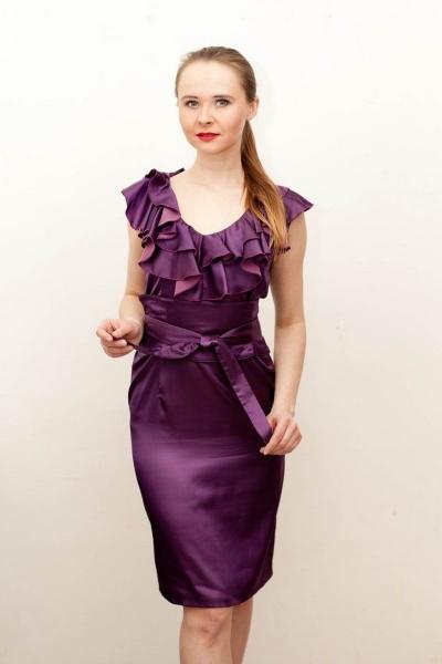 Платье П368