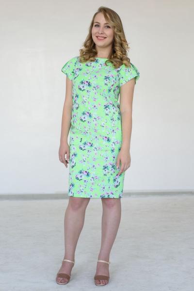 Платье П373