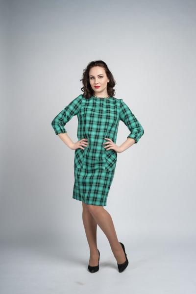 Платье п374