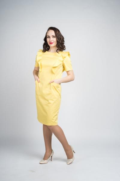Платье п378