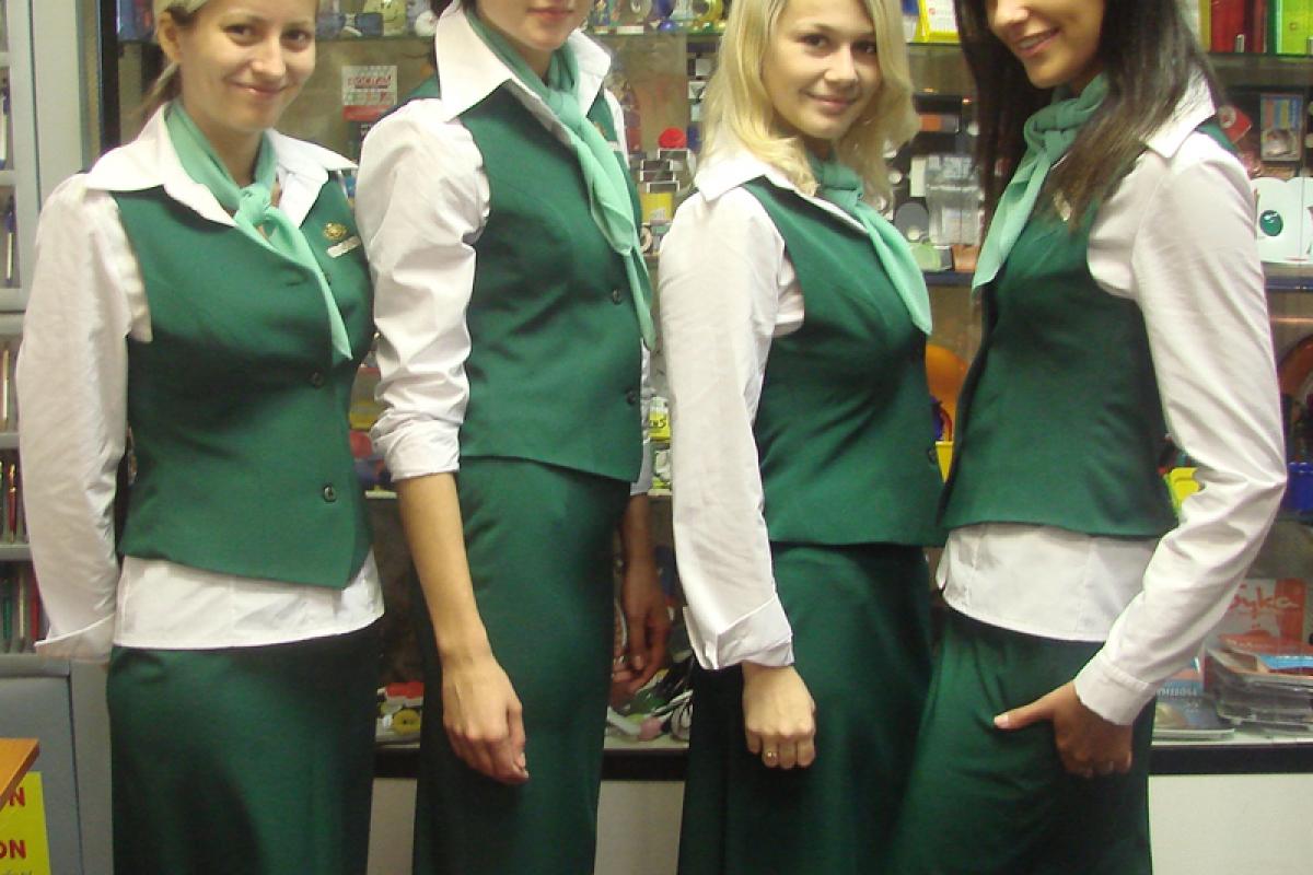 Наши услуги: массовый пошив корпоративной одежды