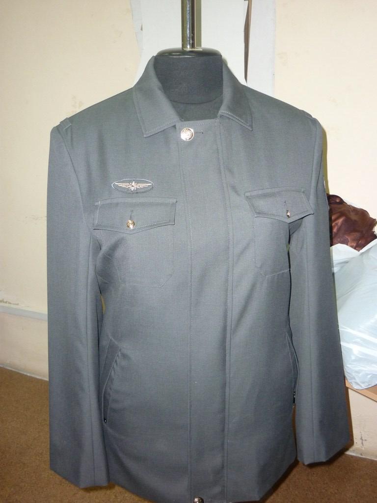 Куртка Метро. Швейная фабрика 8 марта